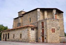 Vista general de la iglesia